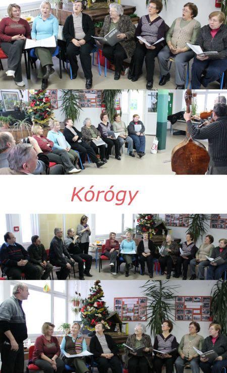 Kórógyi népdalcsokor (2012. december 17.)