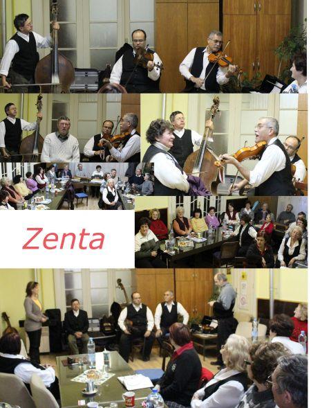 Együttzenélés Zentán (2012. december 16.)
