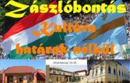 Zászlóbontás-meghívó